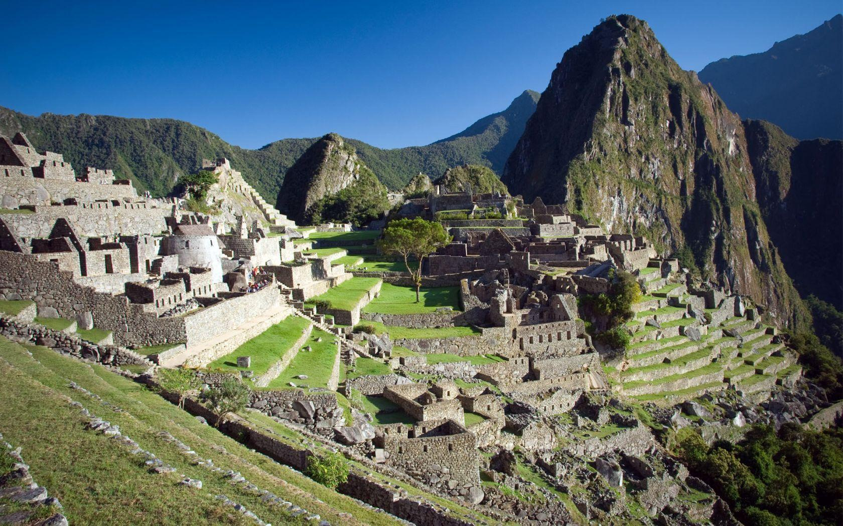 an analysis of machu picchu examined Effects of landslides on machu picchu cultural heritage analysis to define the typology and magnitude of machu picchu batholith is one of these permo.