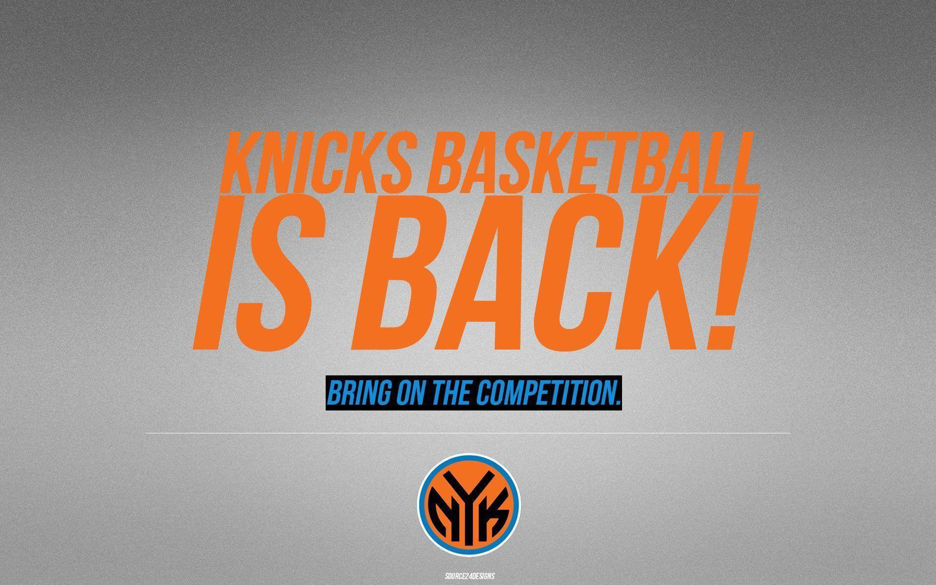 New York Knicks Wallpapers by rhurst