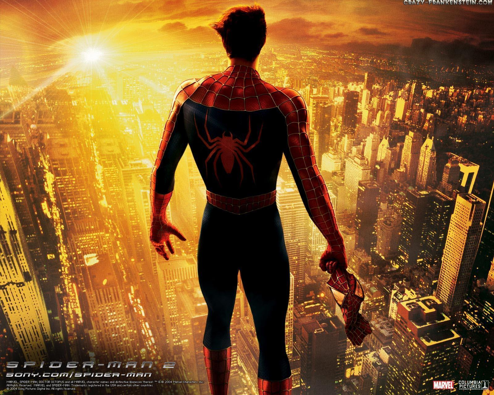 Spiderman 2 HD Desktop 1920 X 1080 Wallpapers | Sports Wallpaper ...