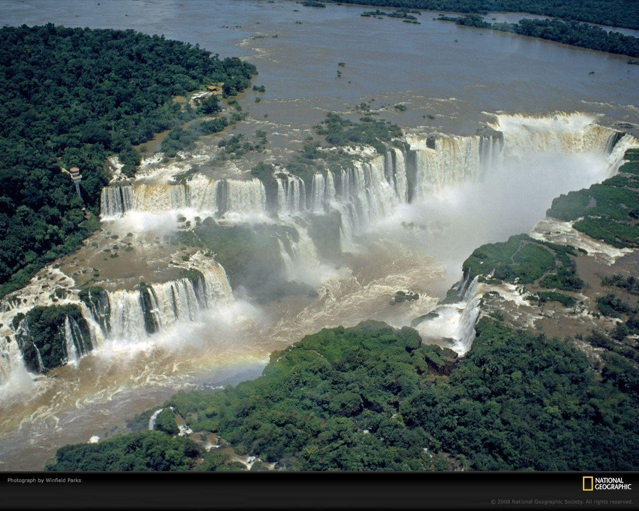 Brazil, Iguazu Falls, Photo of the Day, Picture, Photography ...