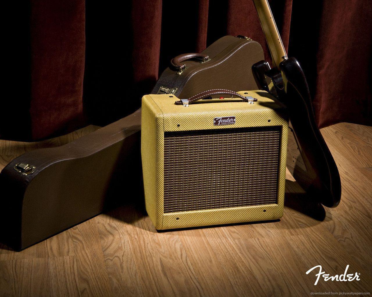 Fender Wallpaper #3333 | picttop.
