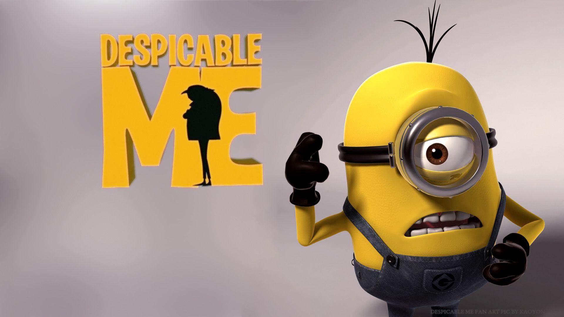 despicable me minions wallpapers - photo #21