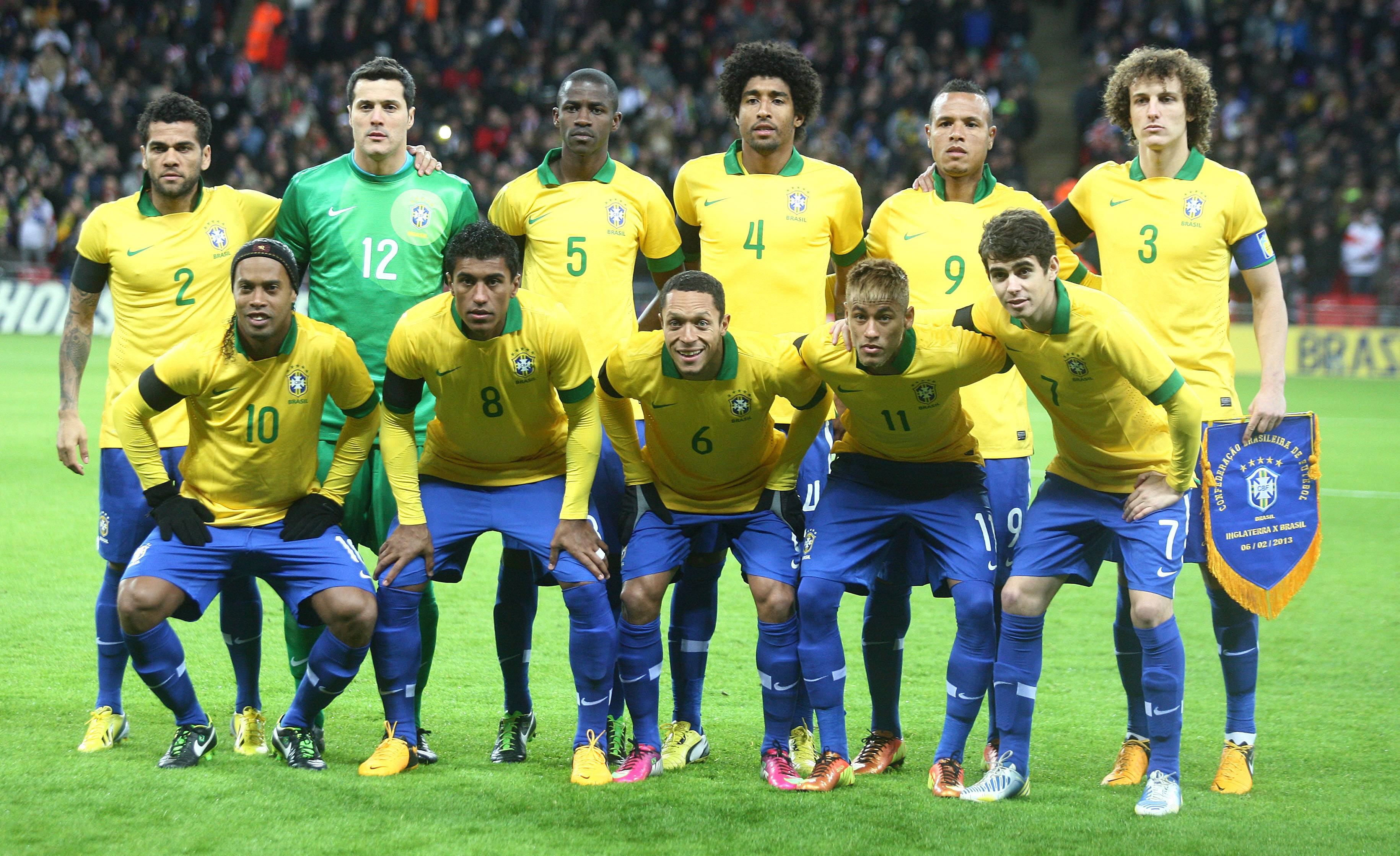 Brazil National Football Team Wallpaper 3660x2238 px Free Download ...