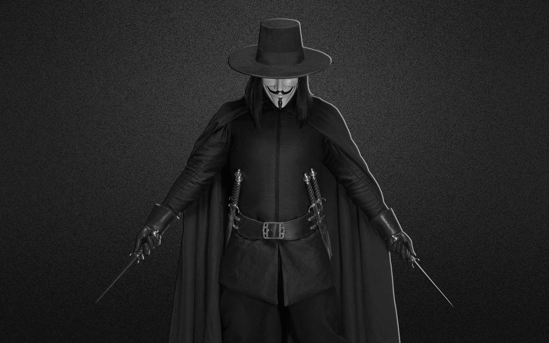 V For Vendetta Online