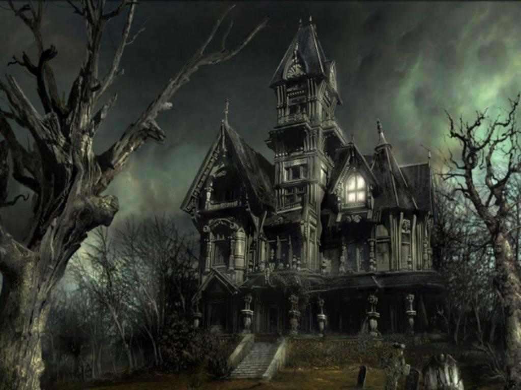 Halloween Scary Wallpapers - Wallpaper Cave
