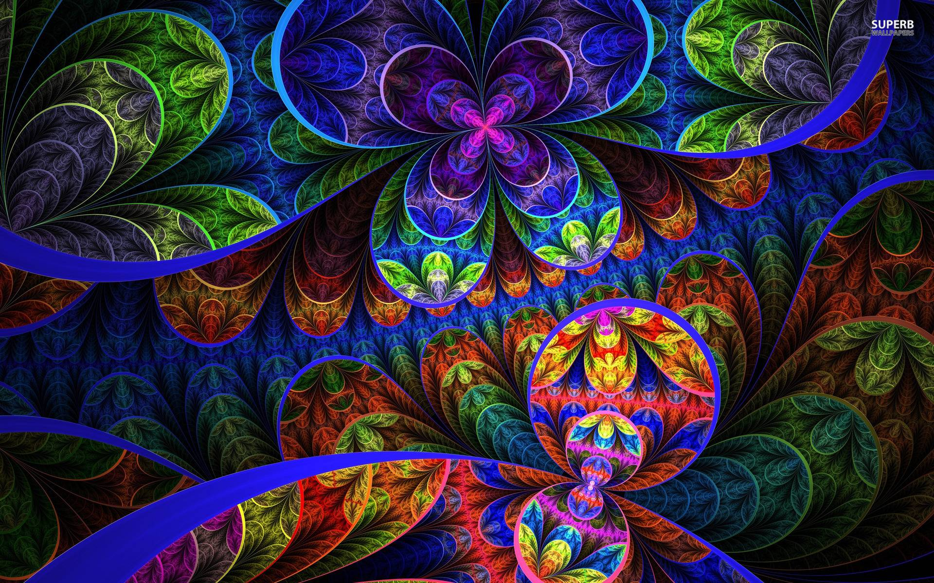 trippy colorful wallpapers - photo #38