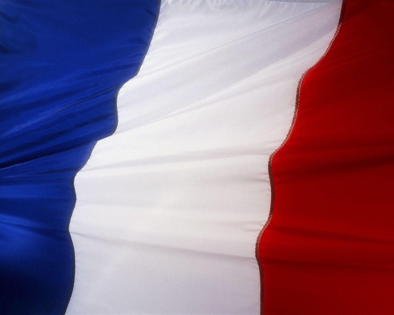Flag of France Backgrounds Wallpapers