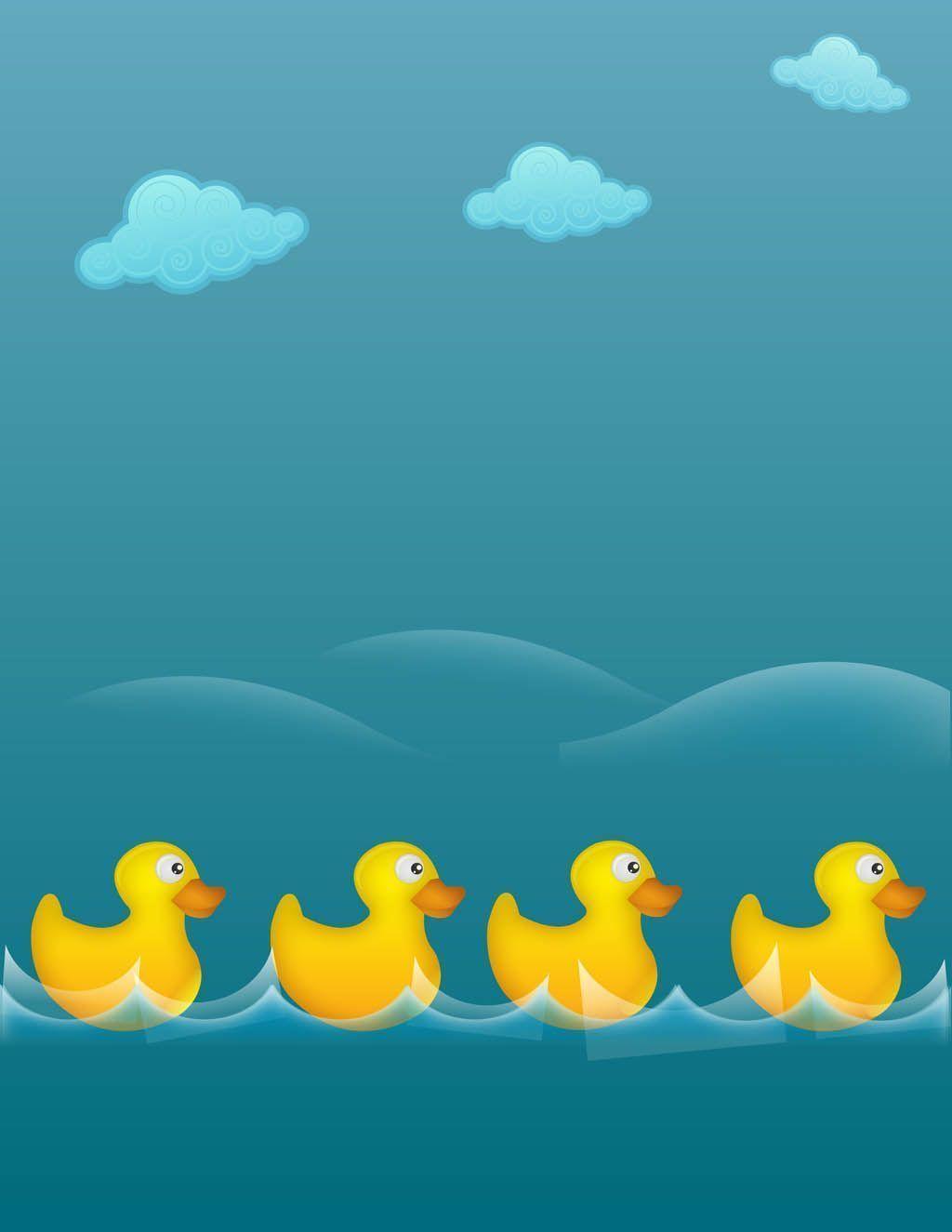 rubber duck wallpaper - photo #11