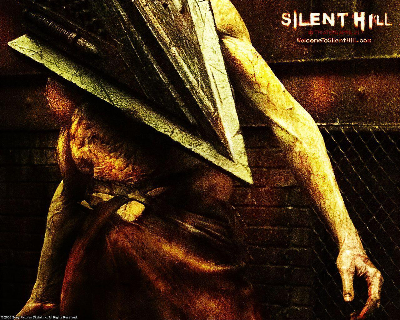 pyramid head wallpaper 1280x800 - photo #20