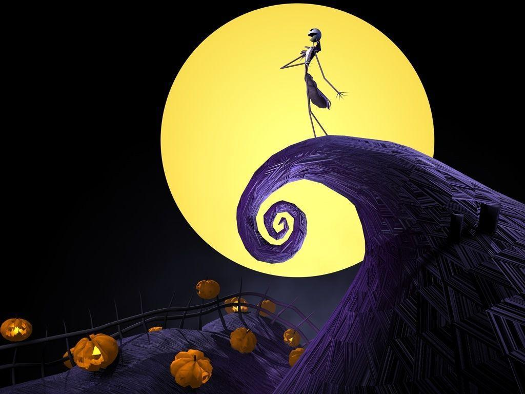Nightmare Before Christmas Wallpapers - Wallpaper Cave