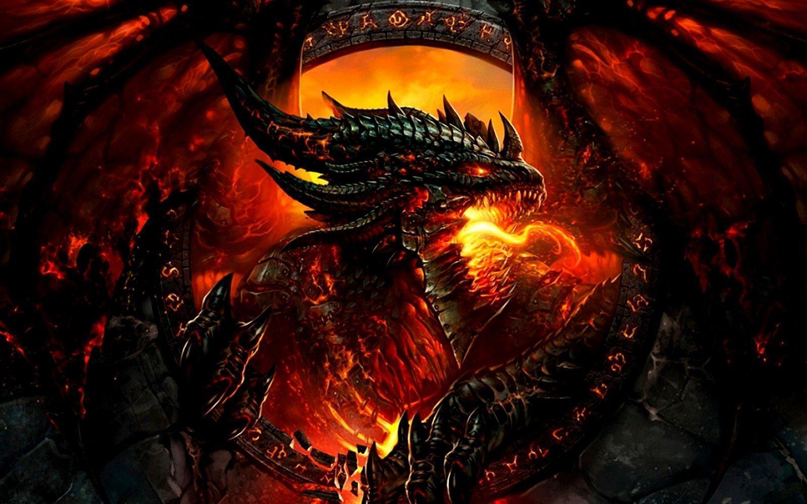 Dragon 3D Wallpapers