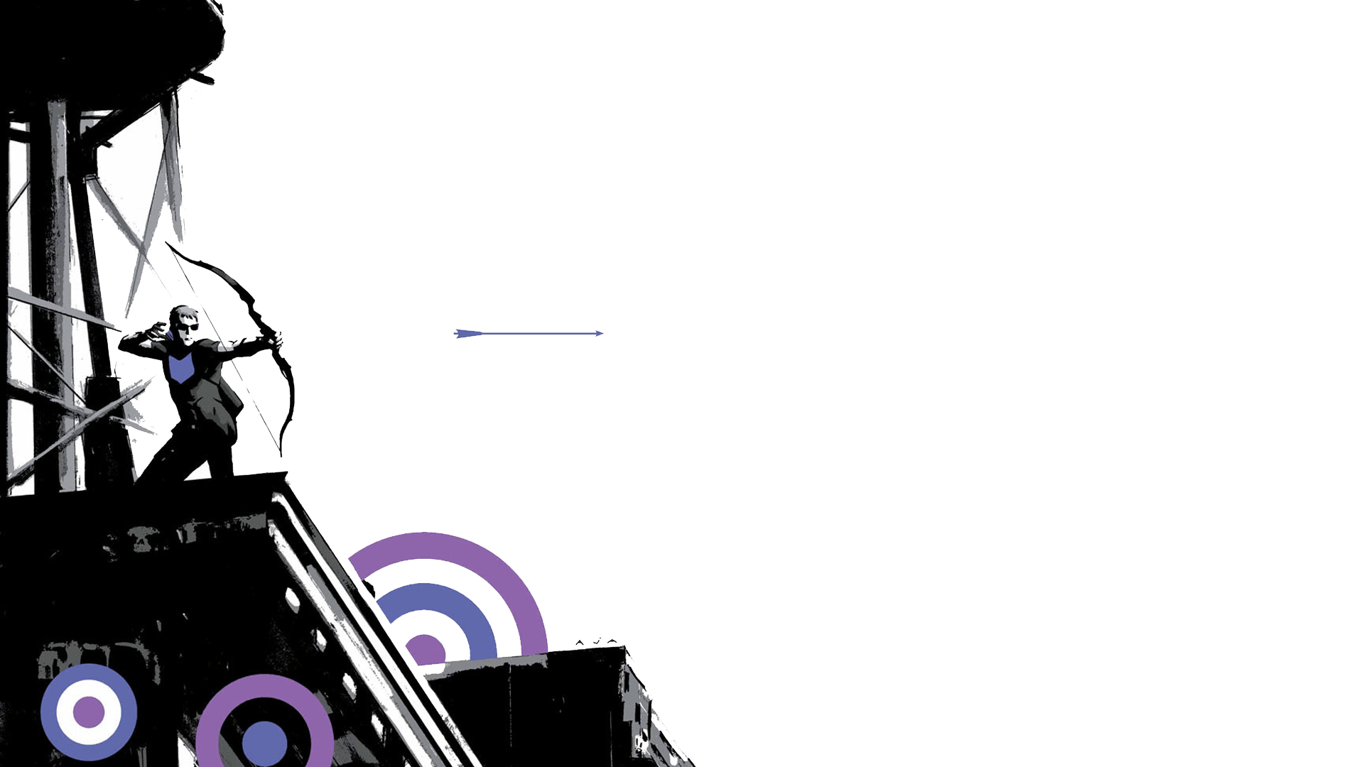 Hawkeye Wallpapers Fraction