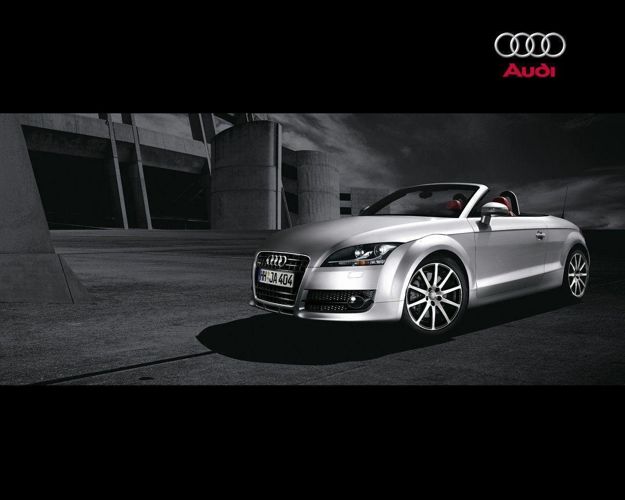 Audi Tt Wallpapers Wallpaper Cave