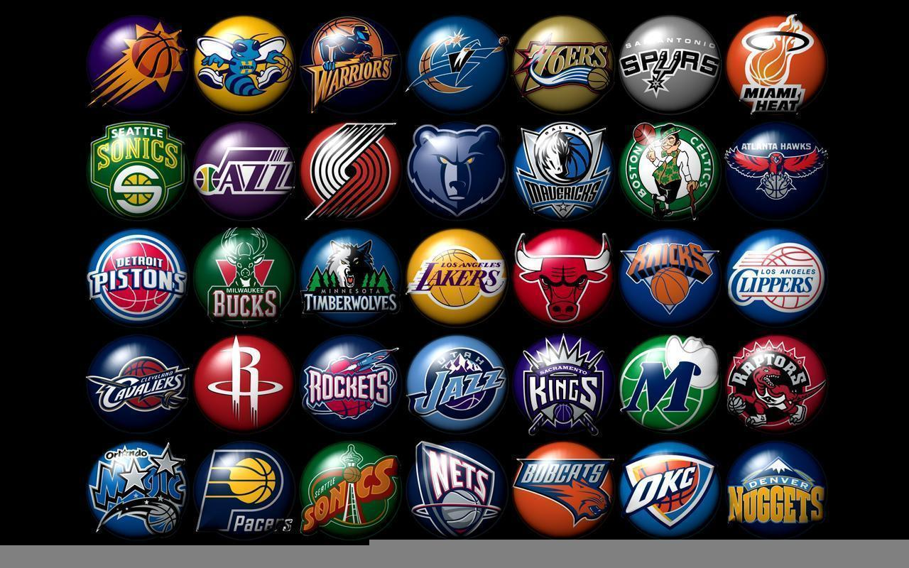 Nba team logos wallpapers 2015 wallpaper cave - Nba all teams wallpaper ...