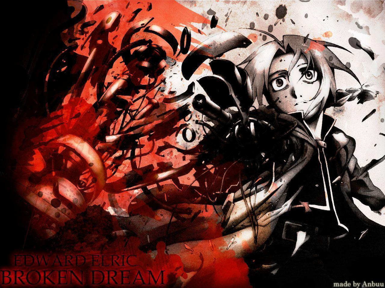 full metal alchemist wallpapers wallpaper cave