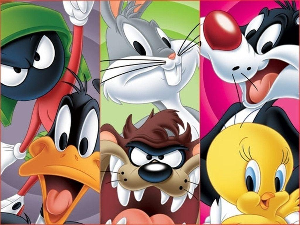 Looney Tunes Characters Wallpapers