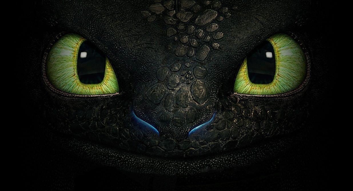 How To Train Your Dragon 2 Night Fury Wallpapers on Frenzia.com