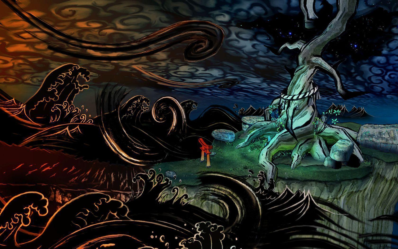 Free Tsunami of Darkness Wallpapers, Free Tsunami of Darkness HD ...