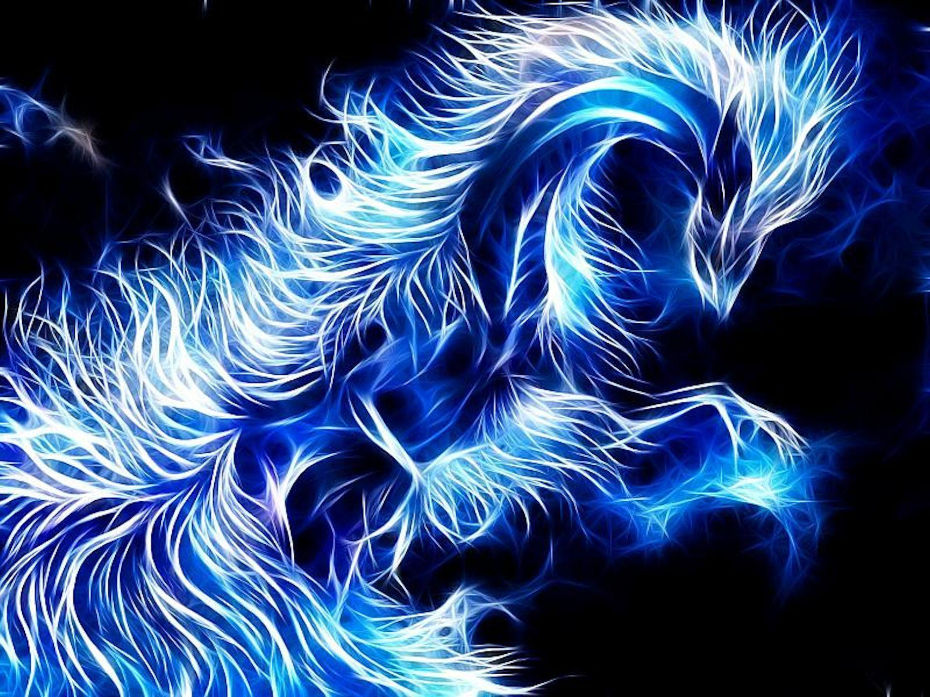 Blue dragon wallpapers wallpaper cave - Dragon wallpaper 3d ...