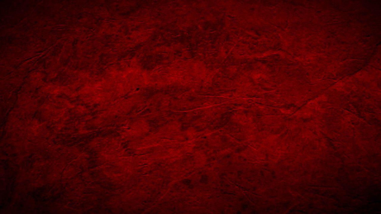 Red Grunge Background 1280x720