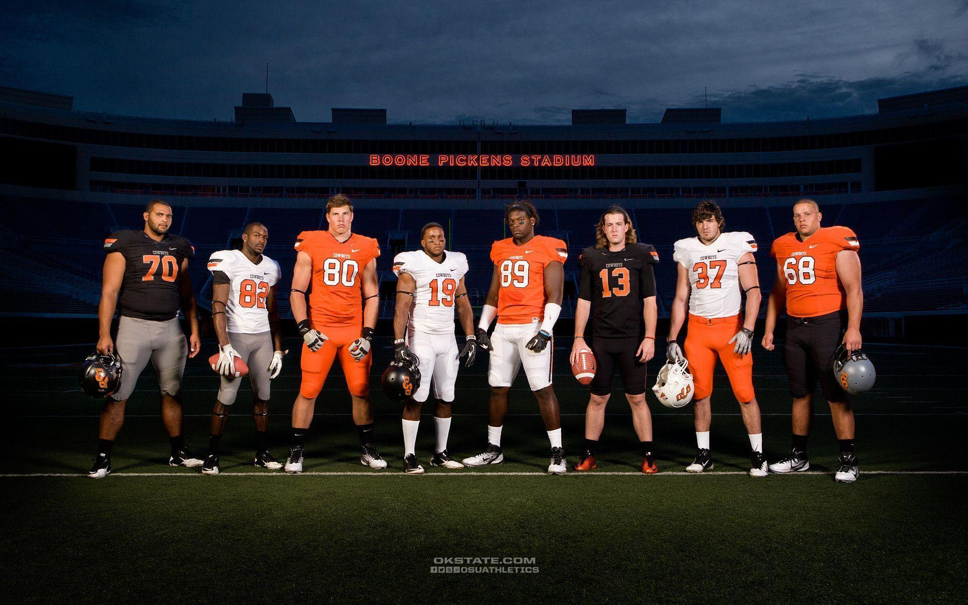 Cowboy Football Oklahoma State Official Athletic Site Wallpapers