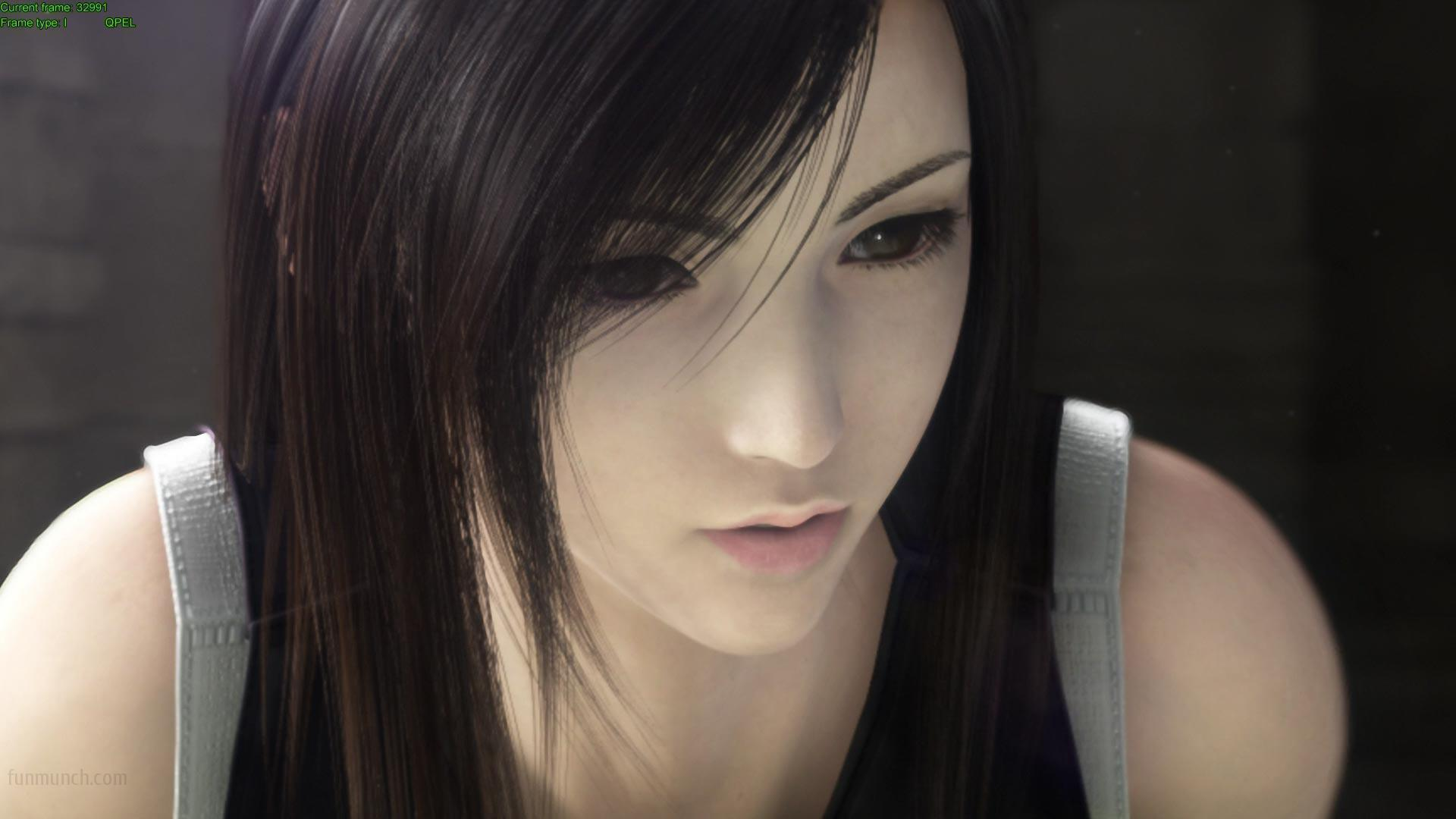 Tifa Lockhart Final Fantasy Artwork Hd Fantasy Girls 4k: Final Fantasy Tifa Wallpapers