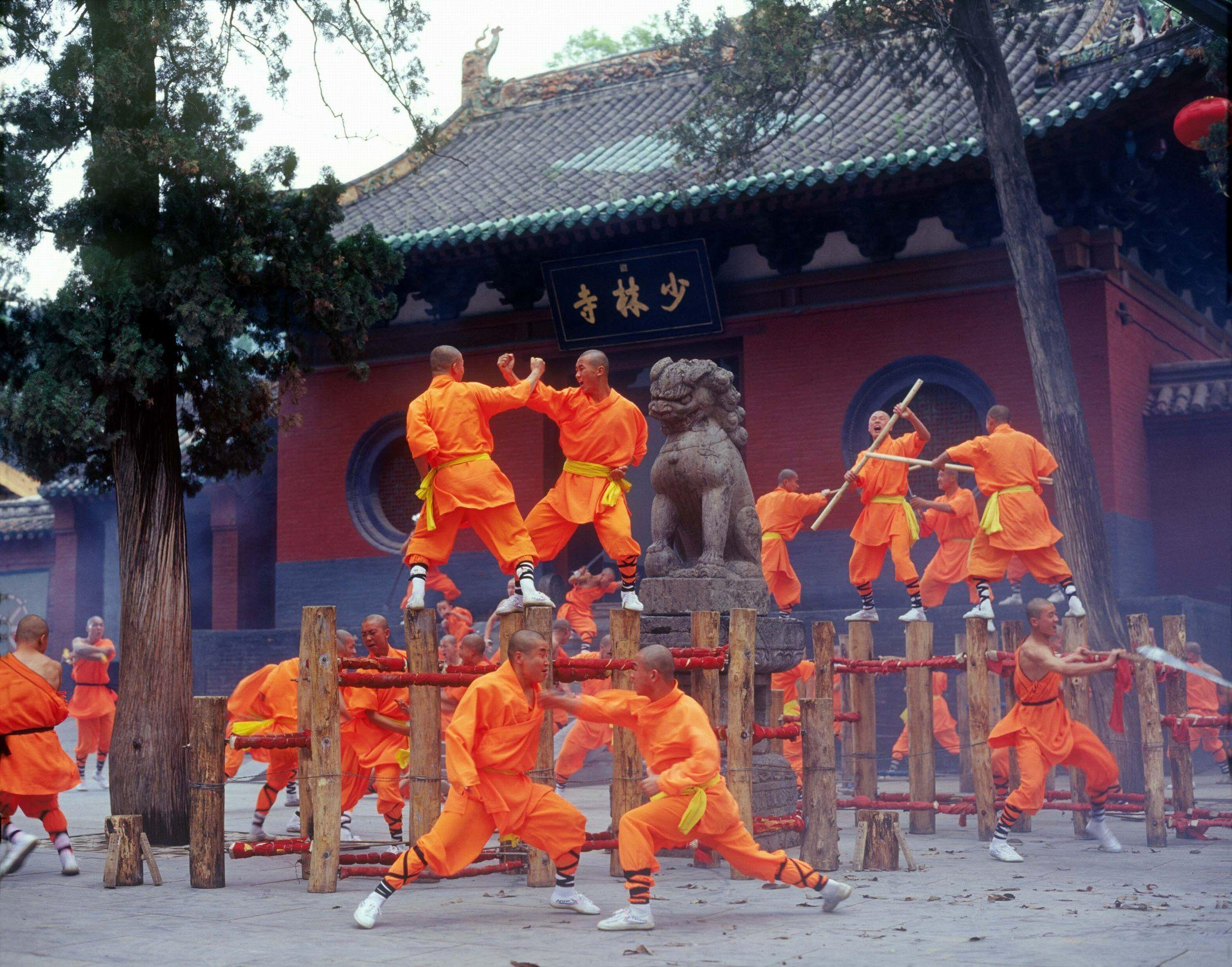 shaolin temple wallpaper - photo #5