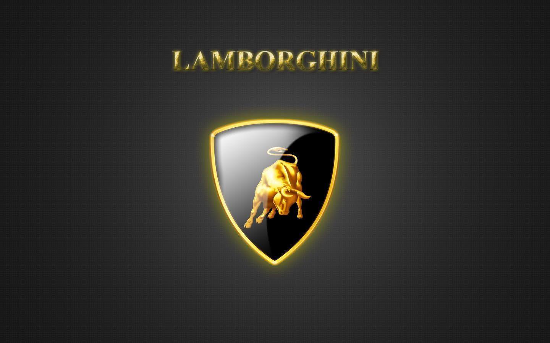 glossy lamborghini logo wallpaper best desktop 6470 wallpaper