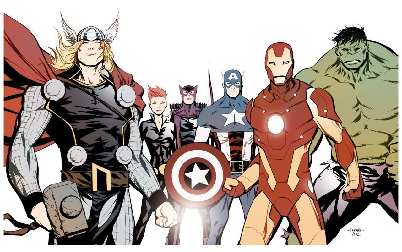 avengers comic logo wallpaper - photo #21