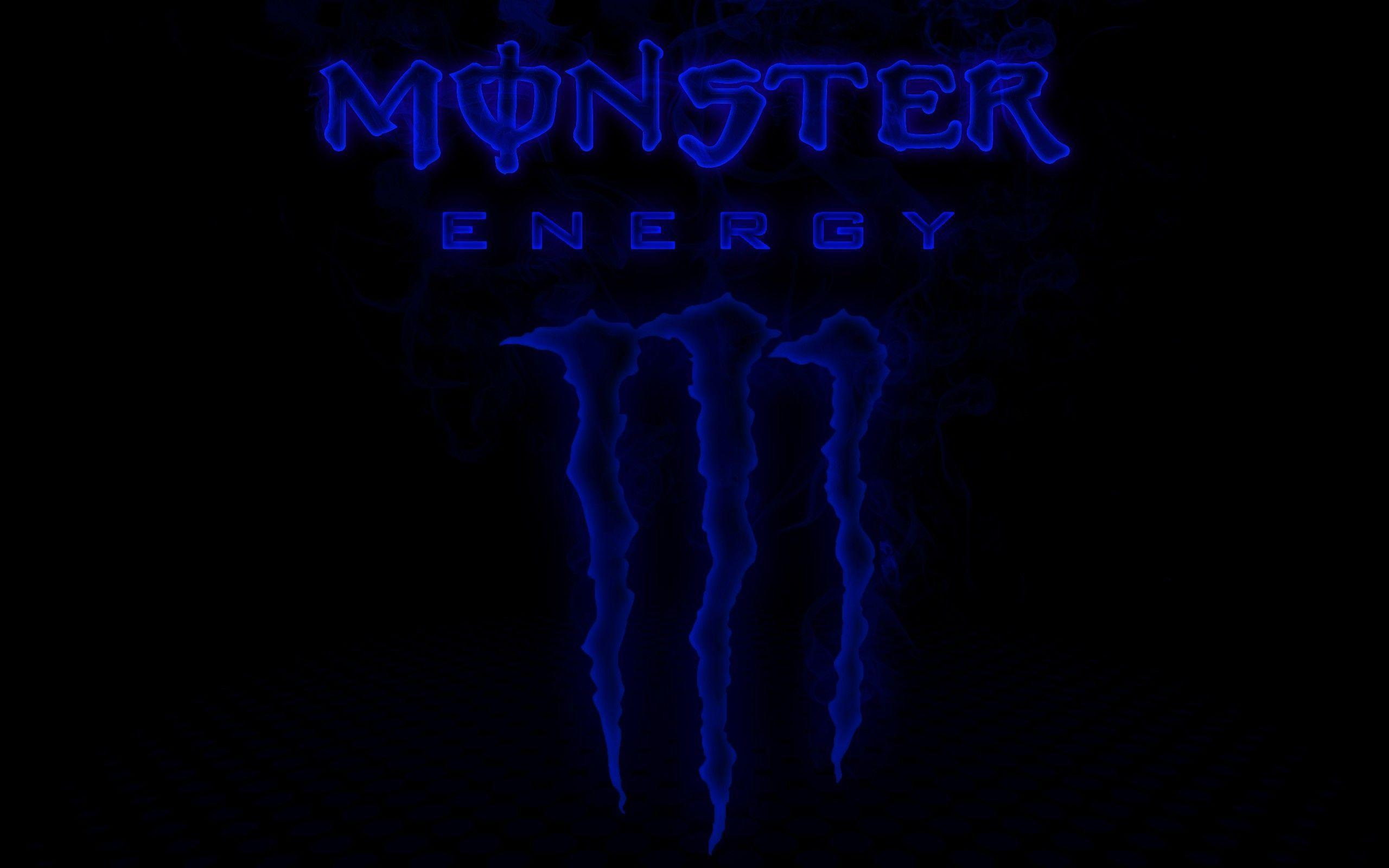Blue Hd Monster Energy Wallpaper Download | Tattoo Drawing Pics