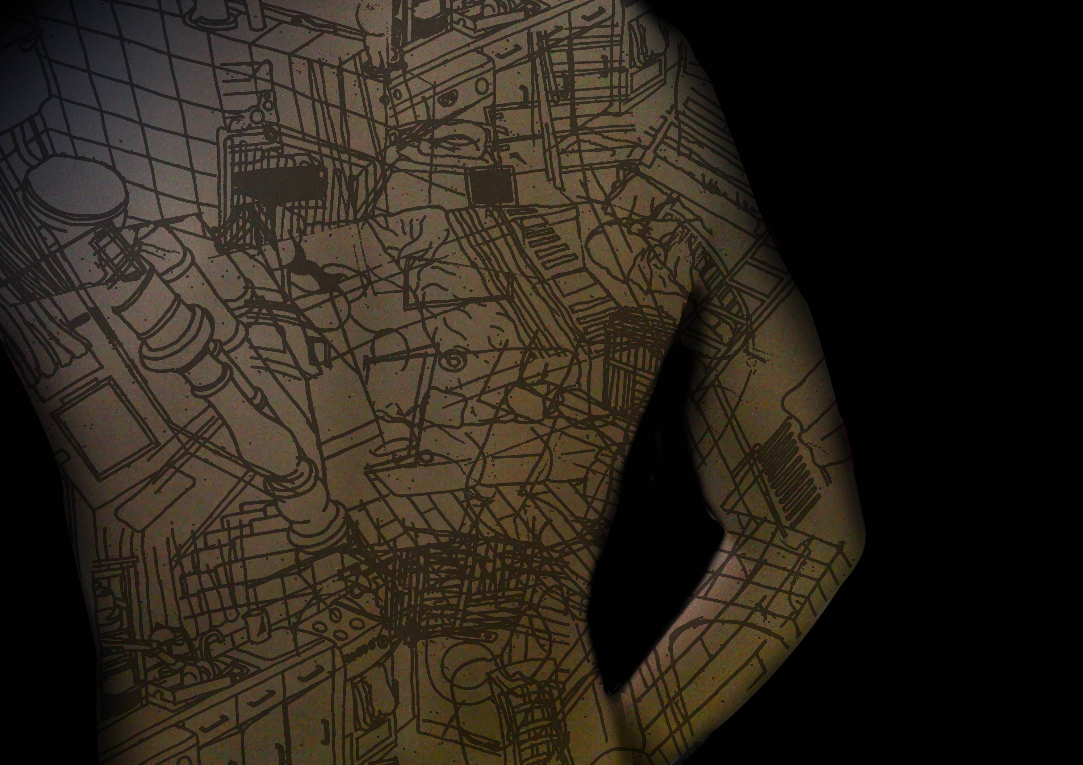 prison break tattoo wallpapers wallpaper cave. Black Bedroom Furniture Sets. Home Design Ideas
