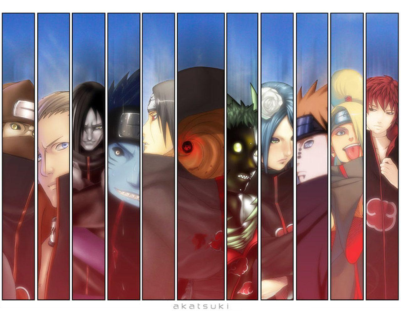 Naruto Shippuden Akatsuki 1027 Hd Wallpapers in Cartoons ...