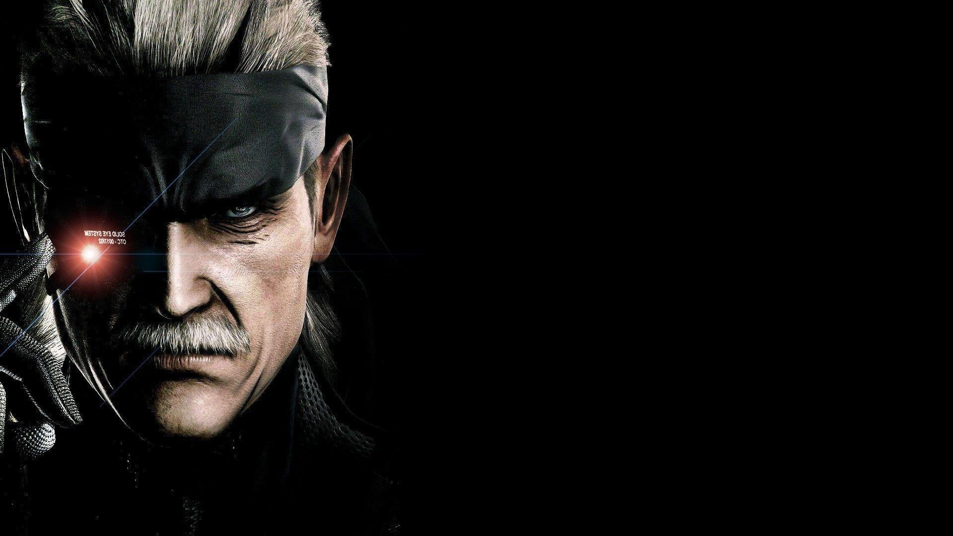 metal gear hd wallpapers - photo #13