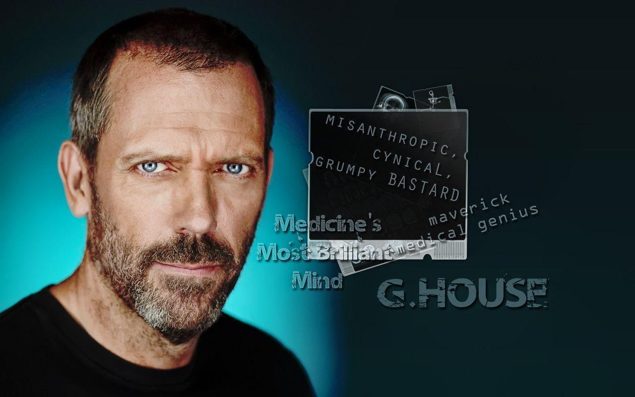 House M.D. wallpaper - House M.D. Wallpaper (7909008) - Fanpop