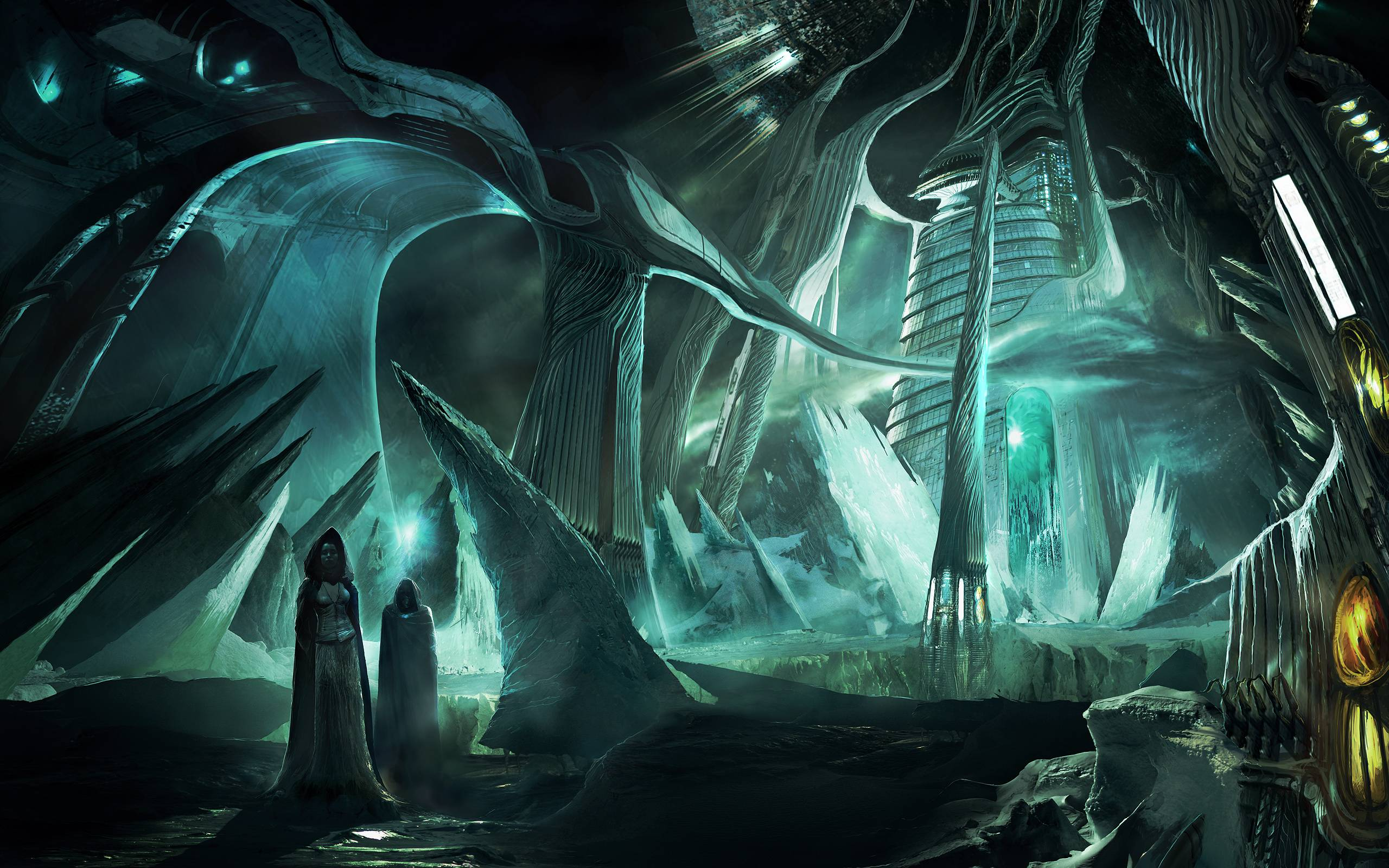 Sci Fi Backgrounds - Wallpaper Cave