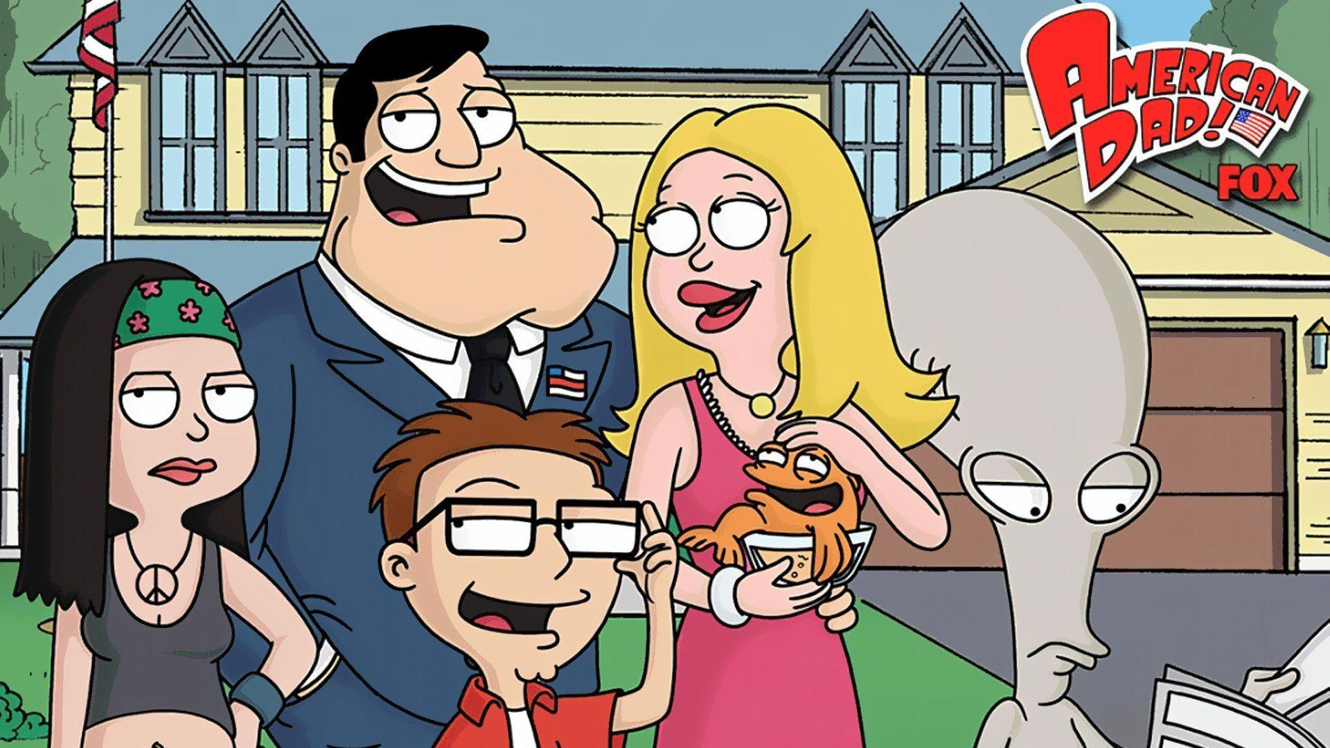 American Dad! Theme Song | Movie Theme Songs & TV Soundtracks