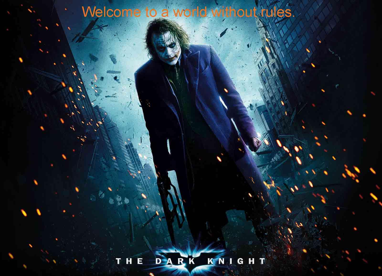 Joker Wallpapers Dark Knight