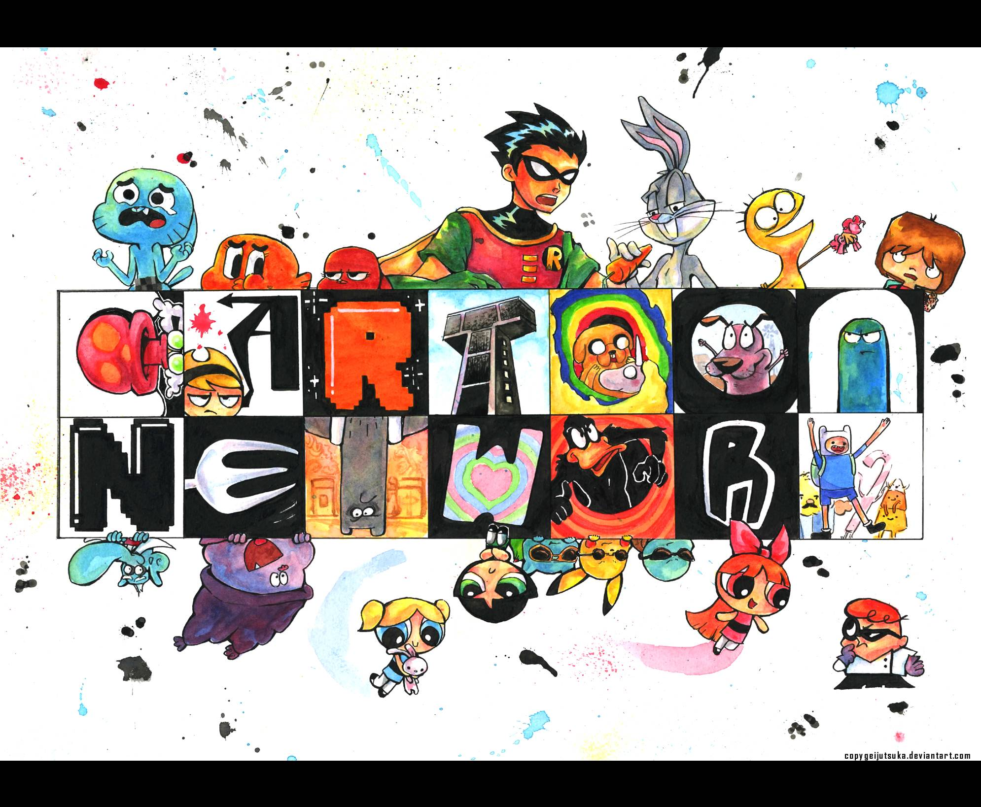 Cartoon Network Images Images 6 HD Wallpapers | lzamgs.