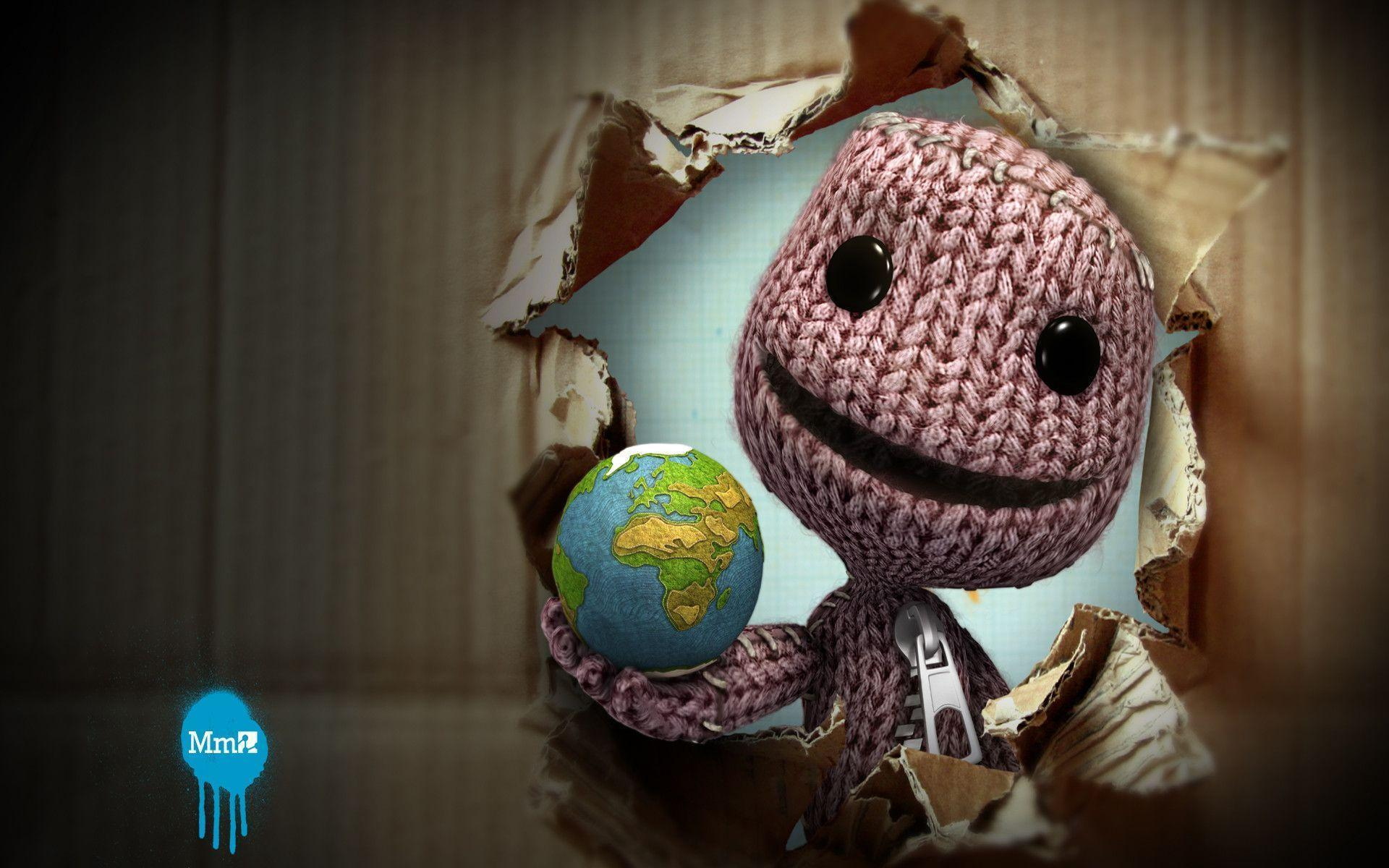 Little Big Planet, Abstract, HD Wallpapers