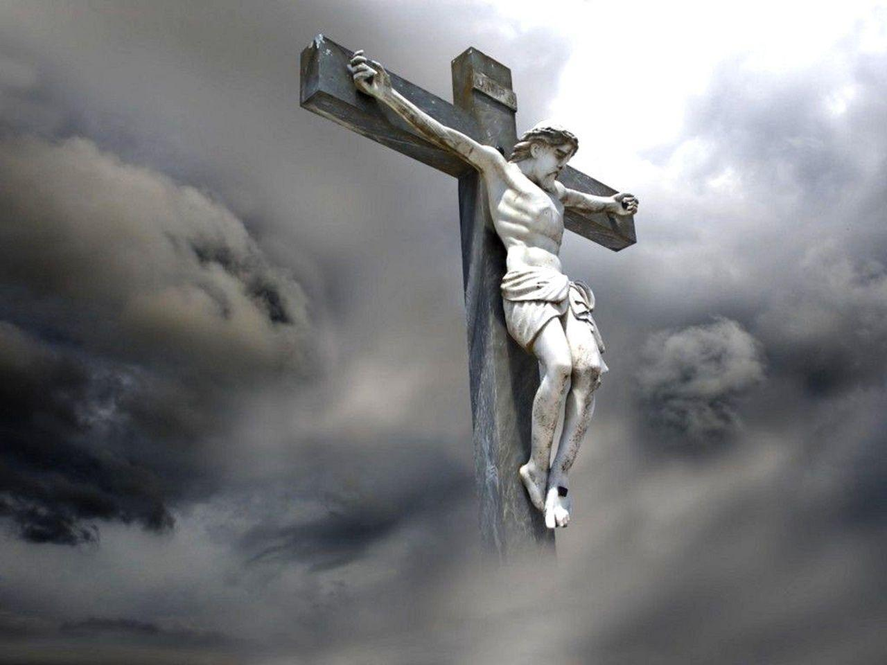 Download Free jesus on cross wallpapers