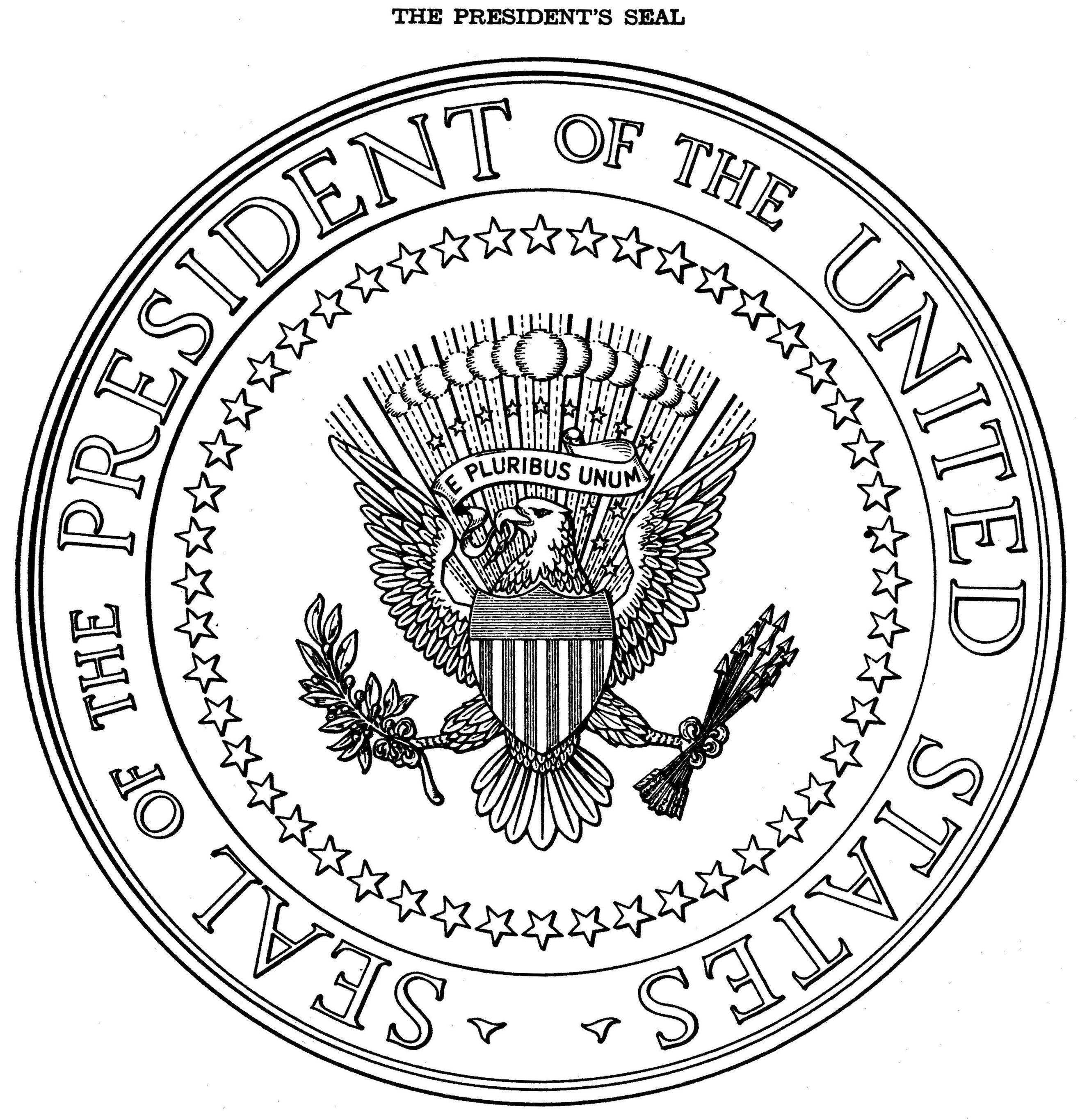 an overview of the letter for the president of united states The president of the united states represents people just like you the best way to have your concerns understood is to write to the president a letter.