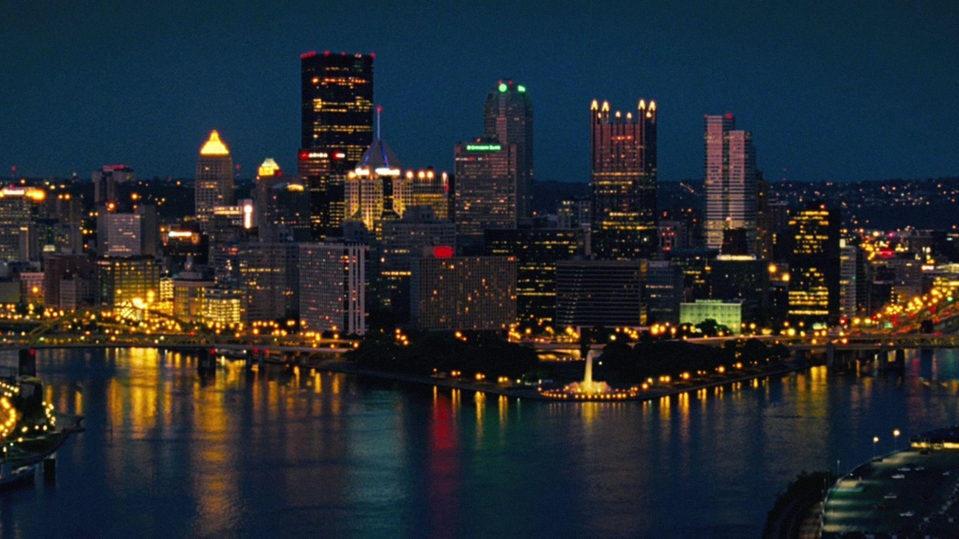Pittsburgh Desktop Wallpaper Skyline: Dreamworks Wallpapers