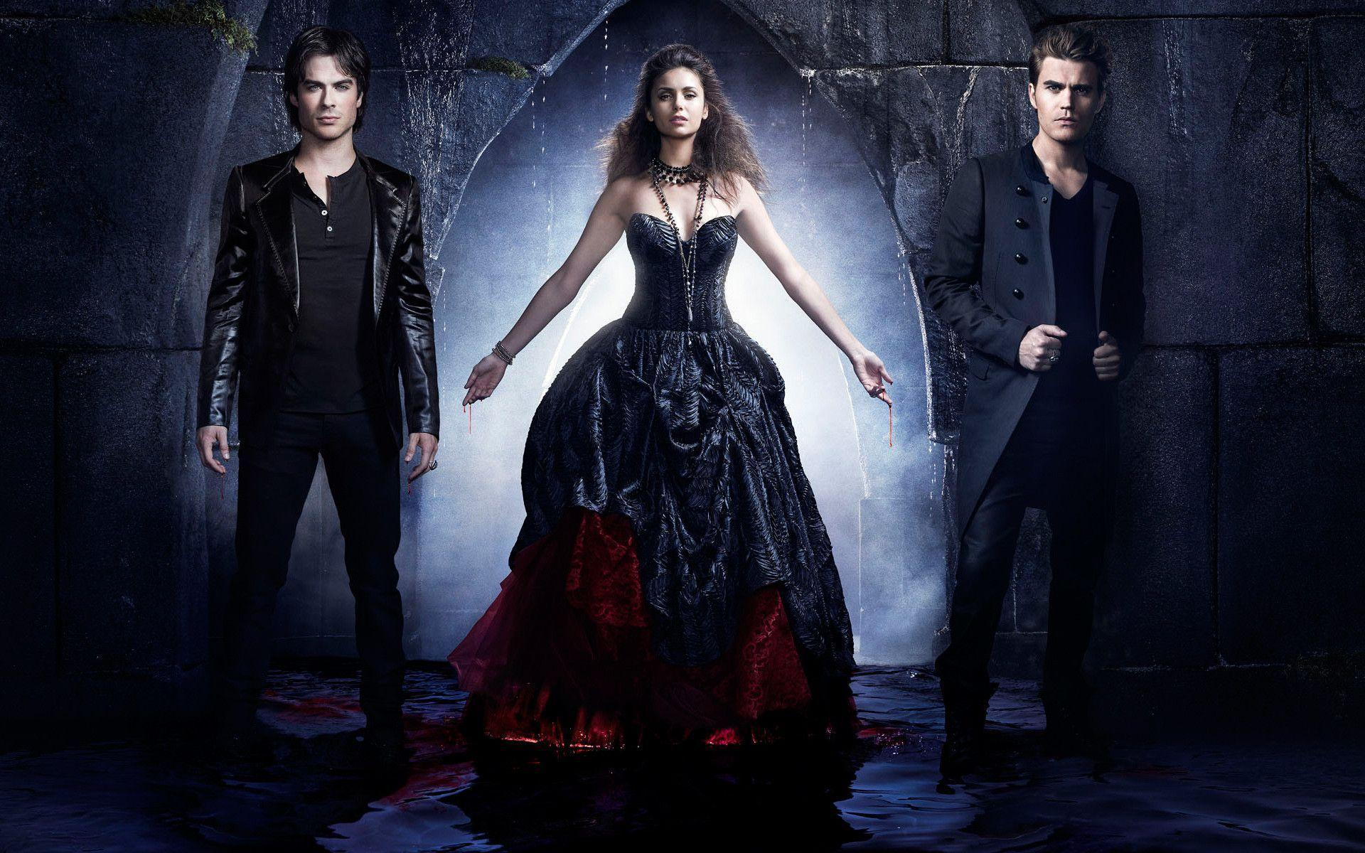 Vampire Diaries Wallpapers - Wallpaper Cave