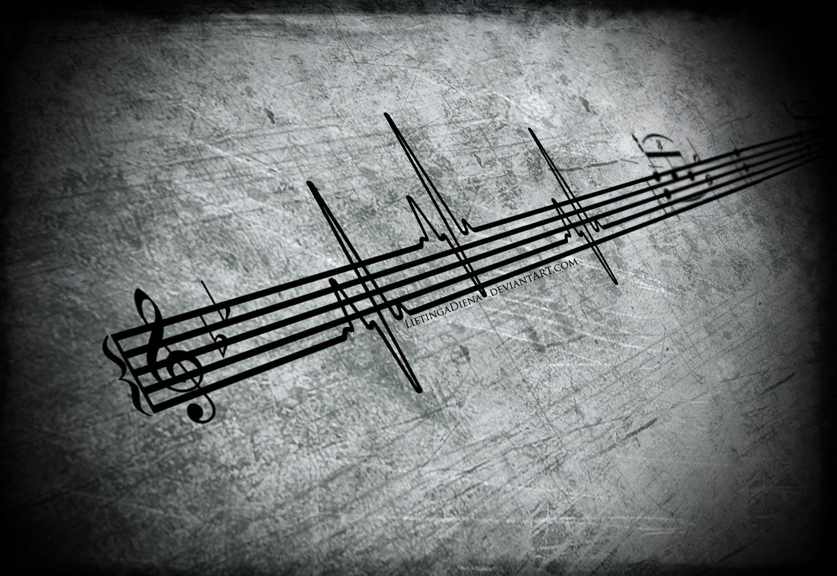 Old Music Score 4k Hd Desktop Wallpaper For 4k Ultra Hd Tv: Music Desktop Wallpapers