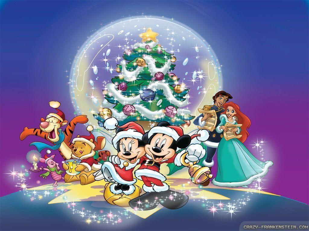 Disney Christmas Photos Wallpapers