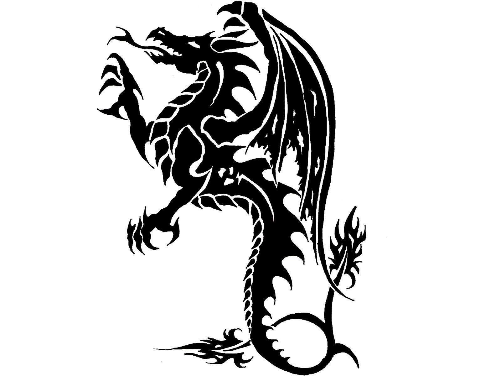 dragon tattoo hd wallpaper - photo #16