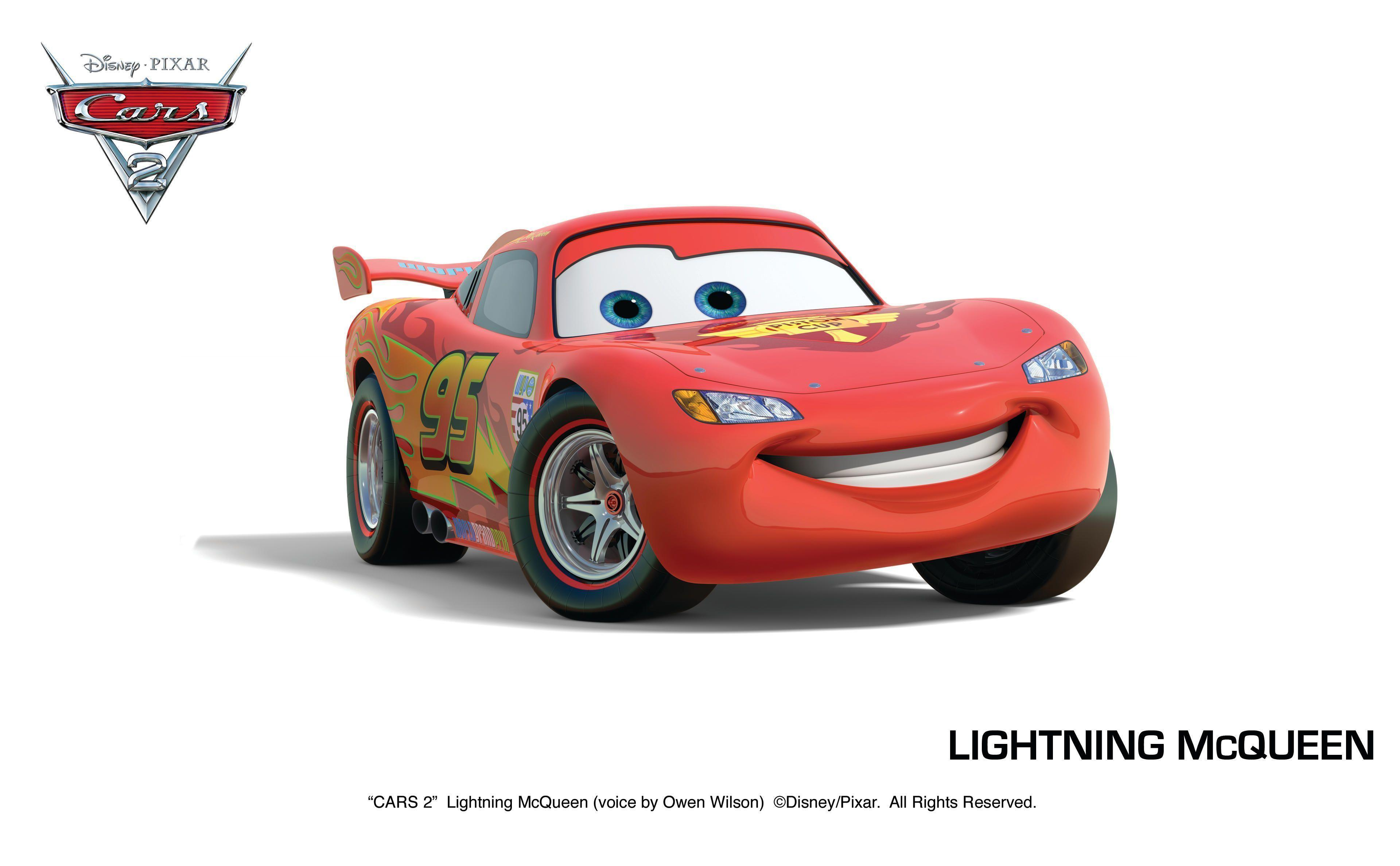 Disney Cars Wallpapers Free Download: Lightning McQueen Wallpapers