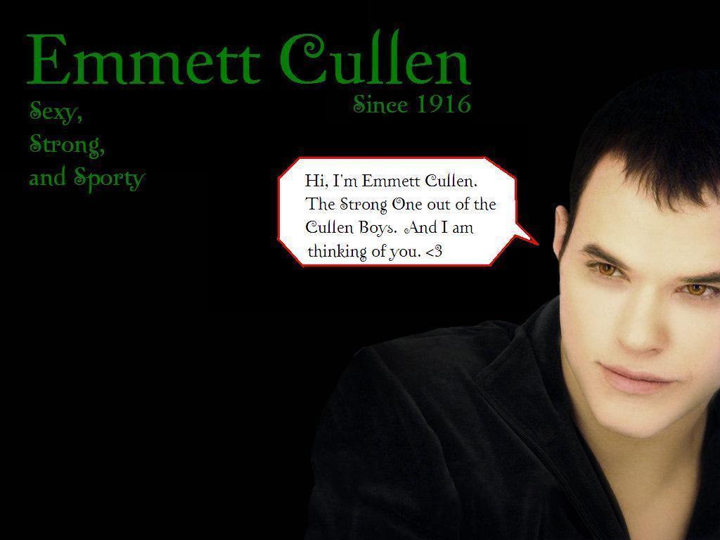 Changes emmett cullen
