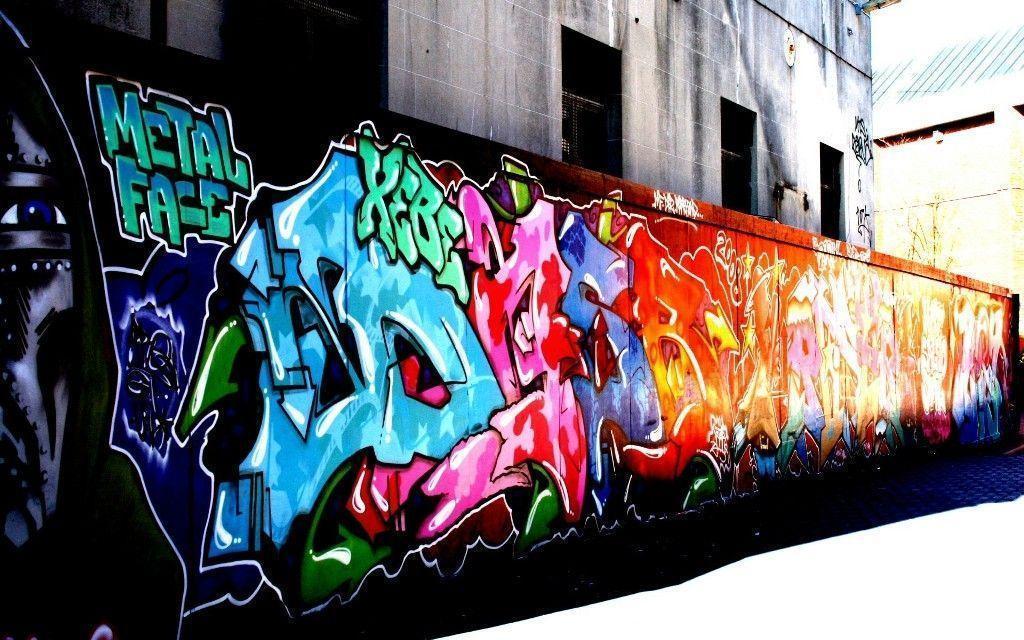 Graffiti Wallpaper Desktop Hd