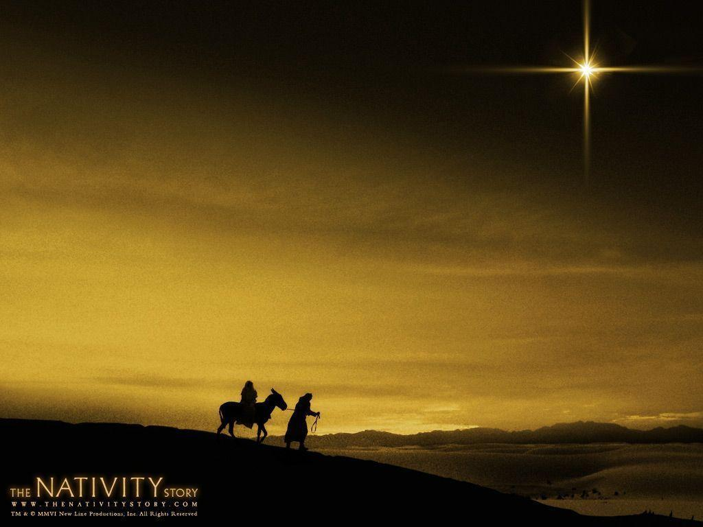 Image For > Nativity Desktop Wallpapers